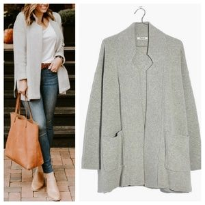 Madewell | Spencer Sweater Coat